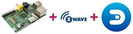 Raspberry Pi + Z-Wave + Domoticz