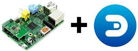RaspberryPi + Razberry + Domoticz