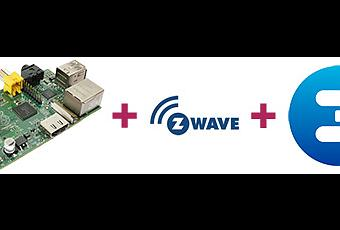 Home Automation with Raspberry Pi, Z-Wave Devices and