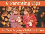 Parenting Tips Help Teach Your Child Share