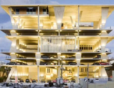 Top 10 Amazing And Unusual Car Parks