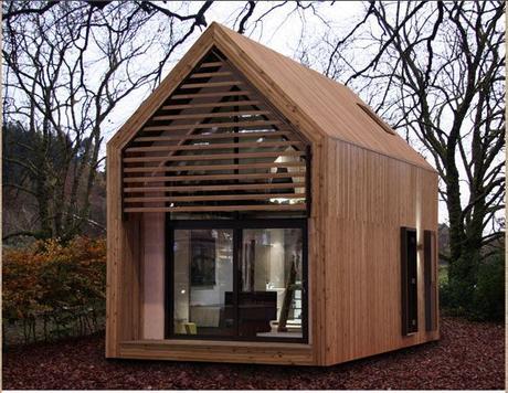 hgtv s tiny house big living paperblog. Black Bedroom Furniture Sets. Home Design Ideas