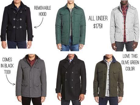 Cool Coats For Men That Won't Break the Bank - Paperblog
