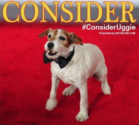 Consider Uggie, Facebook campaign: image via Facebook.com