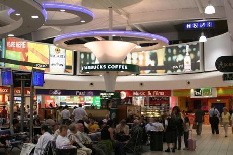 HMSHost Diverts Food Waste at Tampa International Airport