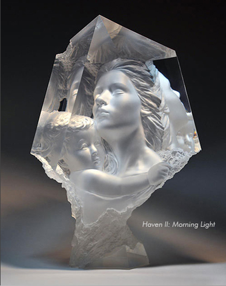 Acrylic Sculptures By Michael Wilkinson Art Paperblog