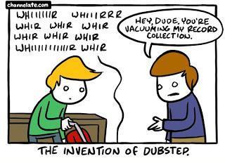 I Invented Dubstep!