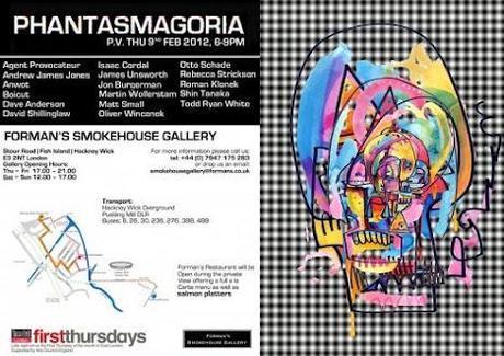 Phantasmagoria Group Show
