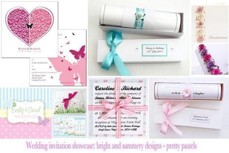 wedding invitation ideas for summer