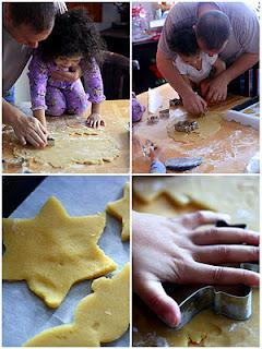 Cookies and Randomness Christmas-Style