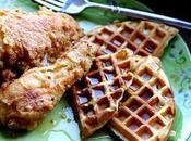Buttermilk Fried Chicken Waffles: Ultimate Comfort Meal!