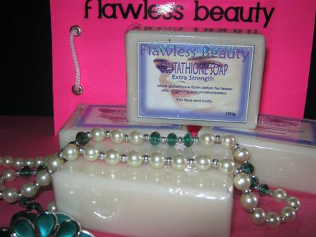 Flawless Beauty Glutathione Soap Review