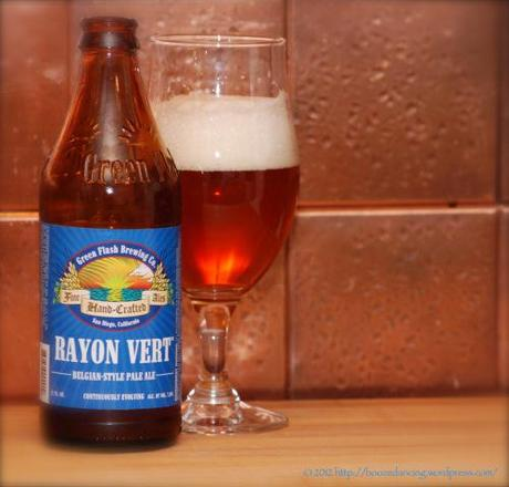 Beer Review – Green Flash Rayon Vert
