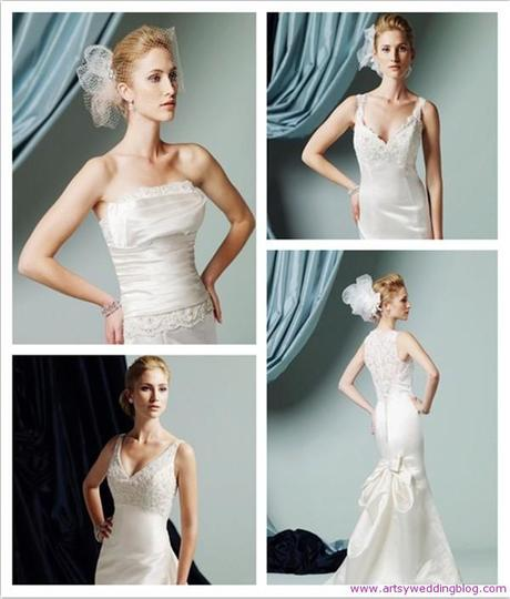James Clifford Wedding Gowns: James Clifford S/S 2012 Bridal Gowns Collection