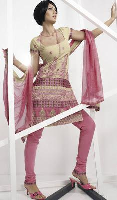 Useful Churidar Pajama_Designs 2012_Salwar Kameez
