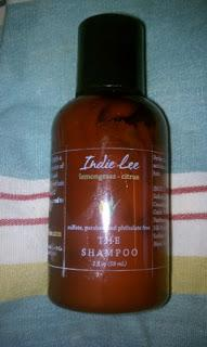 Indie Lee Lemongrass-Citrus Shampoo