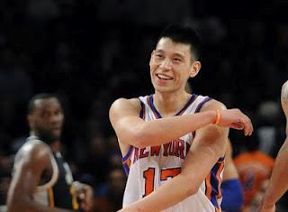 New York Knicks Point Guard Jeremy Lin - From Undrafted Harvard Grad to Big Apple Hero