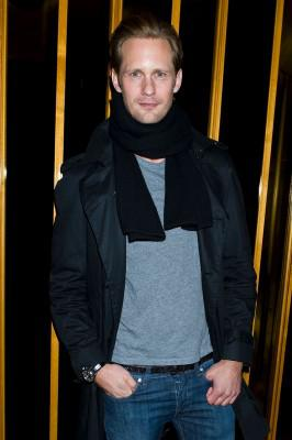 Alexander Skarsgård attends the DeLeon Tequila Rock Lounge in NYC