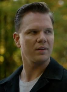 Jim Parrack as Guy Hastings in Alcatraz