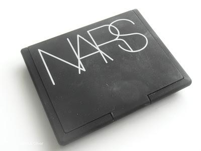 NARS 9947 Eyeshadow Palette swatches and review