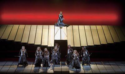 Opera Review: The Machine of the Nibelungs