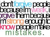 It's Important Forgive Forget