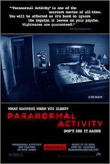 Everything Drops From the Ceiling — Paranormal Activity 1, 2, 3