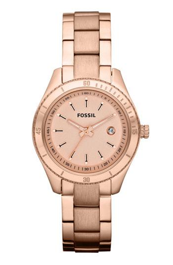 Fossil Stella Mini Watch - Rose