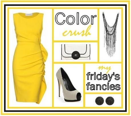 friday's fancies : color crush.
