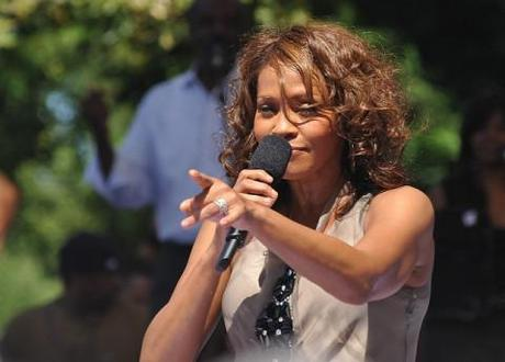 Music industry and fans mourn Whitney Houston as coroner says no sign of foul play