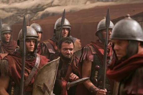 "Review #3293: Spartacus: Vengeance 2.3: ""The Greater Good"""