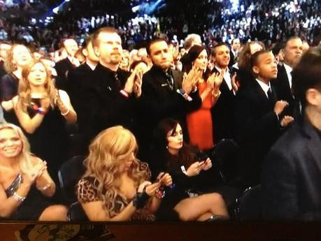 DanCool…Not: OMG! LOL! We're Like Totally So (Not) Famous Now! Totally Oblivious BFFs Texting During The Grammys Is So Totally WTF.