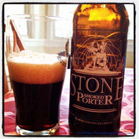 Beer Review – Stone Smoked Porter