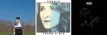 tennis youwont TENNIS, LUCIUS, YOU WONT [WEEKS TOP RELEASES]