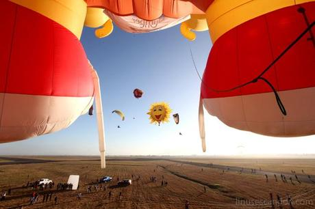 Fun From The Ground Up: Hot Air Balloon Fiesta