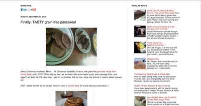 Updated Blog Design in Lieu of Sleep