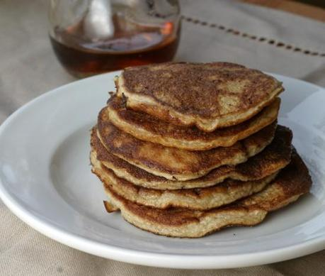 Finally, TASTY grain-free pancakes!