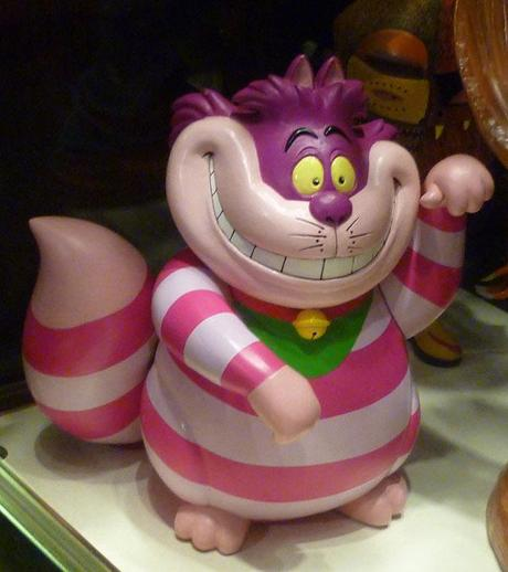 Mindstyle art toys - Toy Fair NY Wonderland: Cheshire Cat, Mad Hatter, White Rabbit #ToyfairNY #TF12 New #Toys for 2012