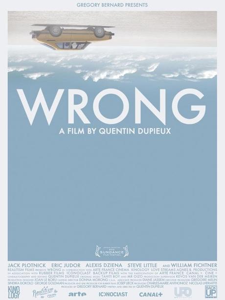 "The Films I'm Anticipating: Quentin Dupieux's ""WRONG"" (2012)"