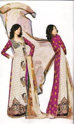 Latest Summer Lawn Collection 2012 By Asim Jofa