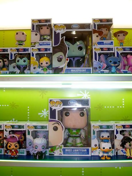 Funko Pop! Disney series 3 mug shots: #ToyFairNY #TF12