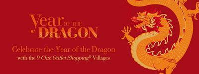 Chic Outlet Shopping - Year of the Dragon