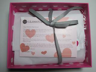 GlossyBox - Valentines Edition!