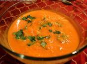 Baked Tomato Corn Soup