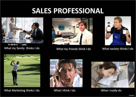 What People Think I Do What I Really Do sales.
