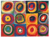 EXPLORE ART: Mini Wassily Kandinsky Lesson