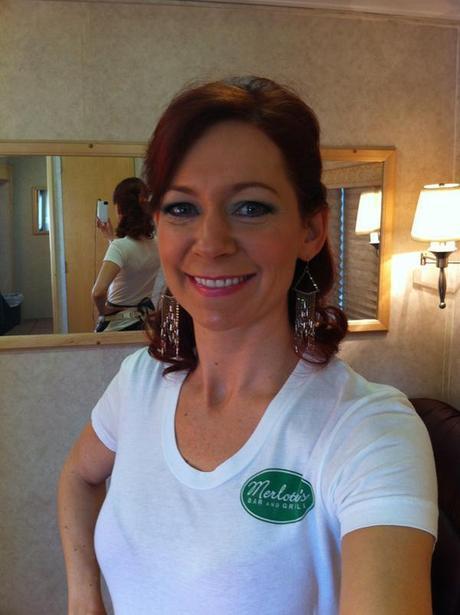 Carrie Preston as Merlotte's Arlene