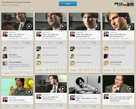 Archive Of Steve Jobs Videos