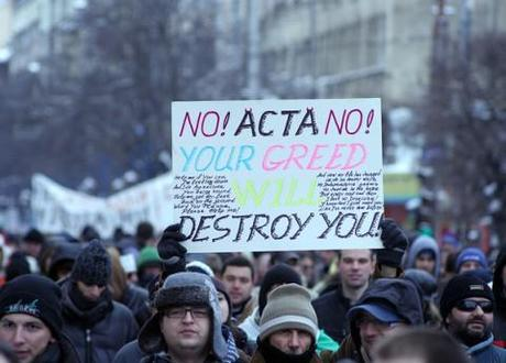 Acta is refused by the Bulgarians; but is it really such a draconian treaty?