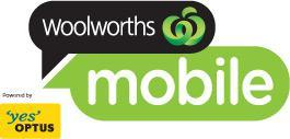 Woolworths Mobile Offers